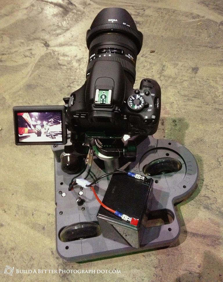 lil mule time lapse michael stern