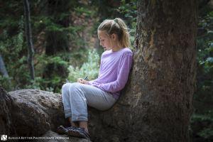 Sequoyah School camps four days in Big Sur, CA.